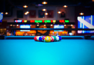 Sell a pool table in Corpus Christi.