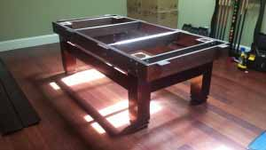 Pool table installations in Corpus Christi