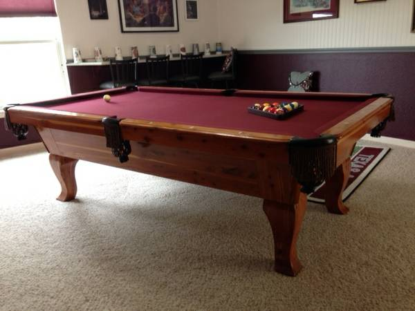 Pool Tables For Sale Sell A Pool Table Corpus ChristiSOLO - Boessling pool table