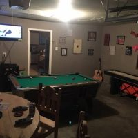 Valley Coin Operated Pool Table