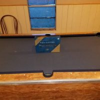 Bar Size Valley Pool Table