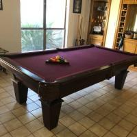 Pool Table Play Master