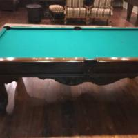 Ohlhausen Pool Table