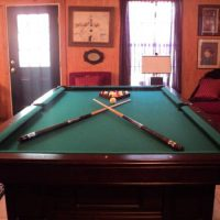 Pool Table American Heritage Rosario 8 Ft