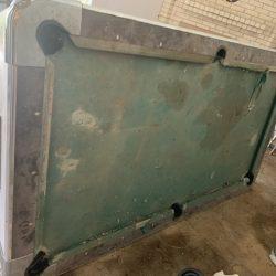 Genuine Slate Playfield Pool Table